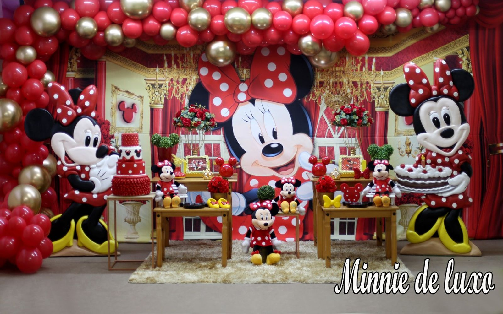 Minnie Luxo